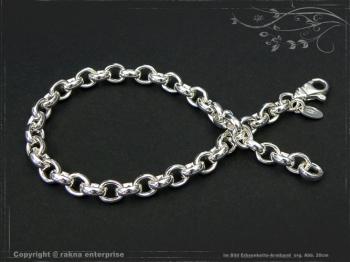 Silberkette Erbsenkette Armband B5.5L20