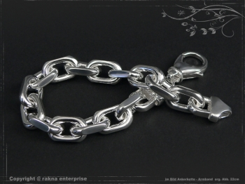 anchor chain Bracelets B10.0L22
