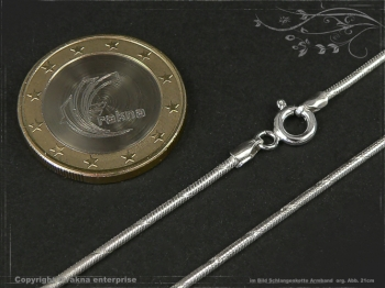 Schlangenkette Armband D1.4L23m