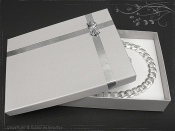Geschenkverpackung für Silberketten und Armbänder SG