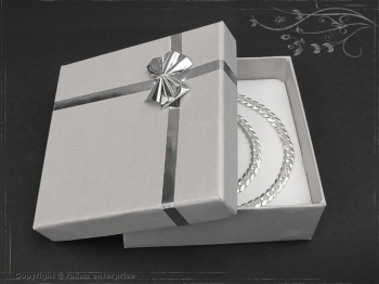 Gift packaging for your silver chains - Bracelets  SK