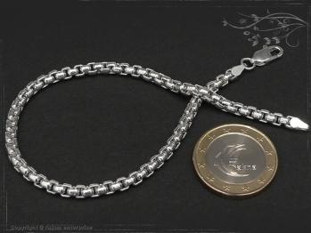 Silberkette Armband Venezia Ru B3.7L19