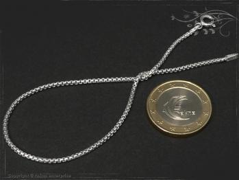 Silberkette Armband Venezia Ru B1.5L25