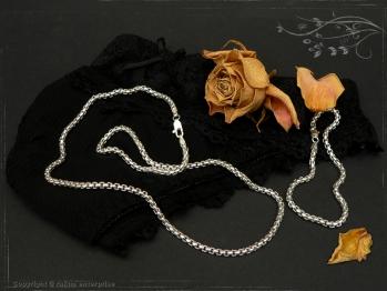 Silberkette Venezia Ru B3.7L50
