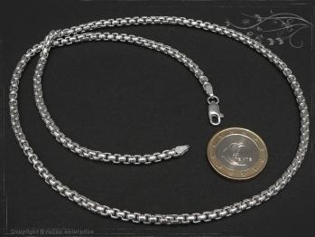 Silberkette Venezia Ru B3.7L95 massiv 925 Sterling Silber
