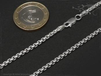 Silberkette Venezia Ru B2.7L45