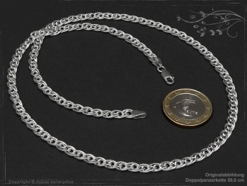 Double Curb Chain B4.6L70