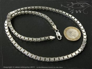Silberkette Venezia B4.5L90
