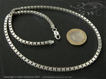 Silberkette Venezia B3.8L85