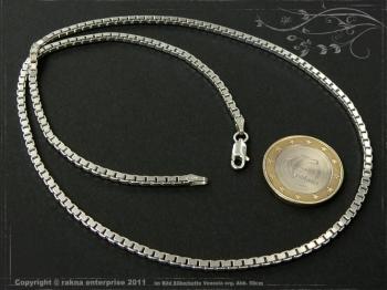 Silberkette Venezia B2.5L85