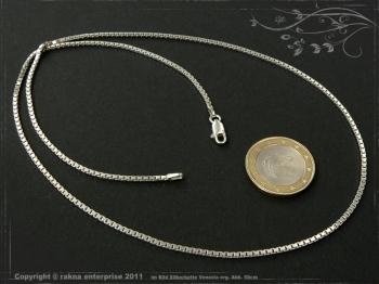 Silberkette Venezia B1.6L80