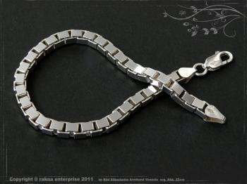 Silberkette Armband Venezia B4.5L20