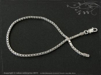 Silberkette Armband Venezia B2.0L22