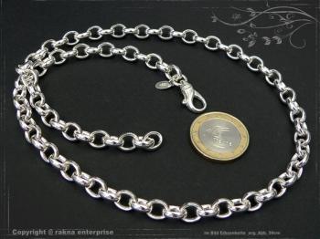 Silberkette Erbskette B7.0L85