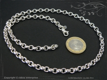 Silberkette Erbskette B5.5L65