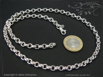 Silberkette Erbskette B5.5L80