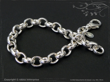 Silberkette Erbsenkette Armband B8.2L19
