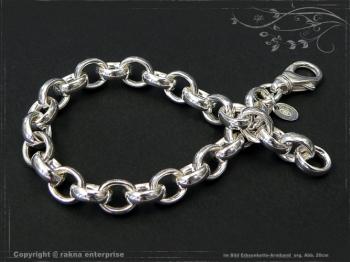 Silberkette Erbsenkette Armband B8.2L25