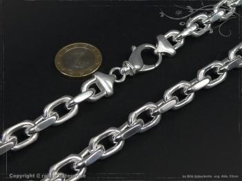 Ankerkette B10.0L80 massiv 925 Sterling Silber