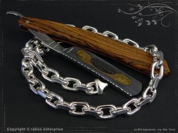 Ankerkette B10.0L50 massiv 925 Sterling Silber