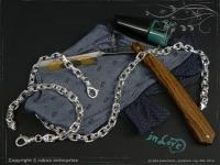 anchor chain Bracelets B8.0L16