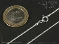 Schlangenkette Armband D1.4L21m