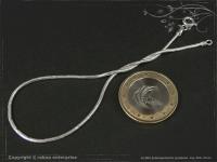 Schlangenkette Armband D1.4L25m