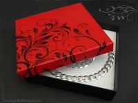 Gift packaging for your silver chains - Bracelets RDG