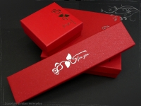 Geschenkverpackung für Silberketten und Armbänder RRK-Silber
