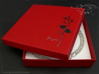 Gift packaging for your silver chains - Bracelets RRG