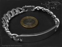 Curb Chain ID-Bracelet  B10.5L19