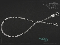 anchor chain Bracelets B1.7L25