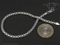 Silberkette Armband Venezia Ru B3.7L20