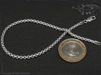 Silberkette Armband Venezia Ru B2.7L20