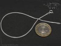 Silberkette Armband Venezia Ru B1.5L22