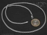 Silberkette Venezia Ru B3.7L40