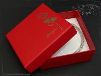 Geschenkverpackung für Silberketten und Armbänder RRK-Gold