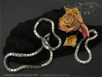 Silberkette Venezia B4.5L45