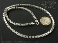 Silberkette Venezia B4.5L75