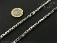 Silberkette Venezia B3.8L65