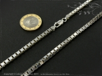 Silberkette Venezia B3.8L95