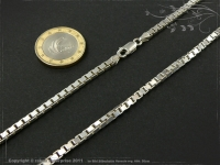 Silberkette Venezia B3.0L45