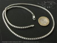 Silberkette Venezia B3.0L80