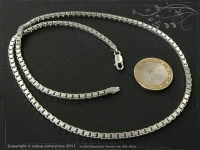 Silberkette Venezia B3.0L90