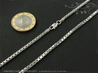 Silberkette Venezia B2.5L75