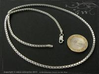 Silberkette Venezia B2.5L80