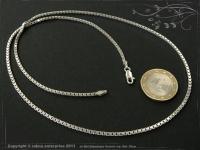 Silberkette Venezia B2.0L80