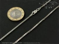Silberkette Venezia B1.6L90