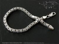 Silberkette Armband Venezia B4.5L19