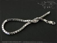 Silver Chain bracelet Venezia B3.0L17